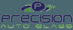 precision glass header logo small
